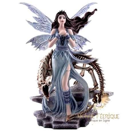 statuette feerique dragon