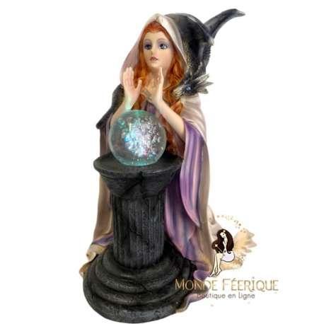 figurine feerique voyant