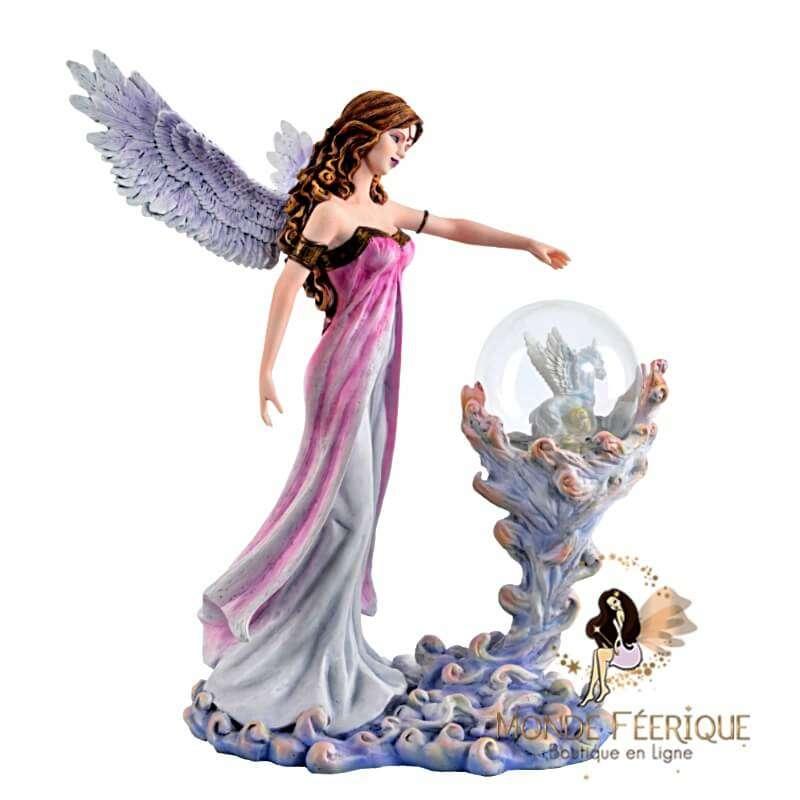 """Statuette Fée Angels """" Magie Féérique"""" -- 31cm"""
