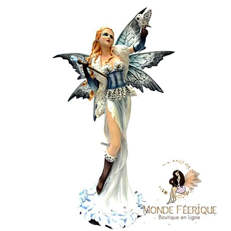 Figurine de Fée Vol des Oiseaux -- 59cm