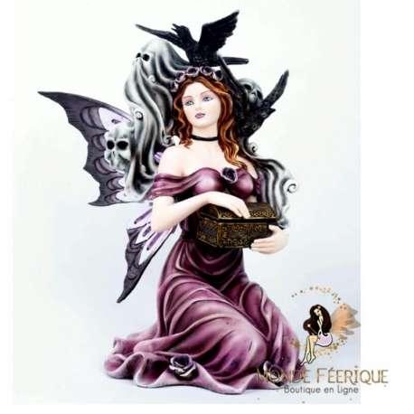 statuette fee fantome