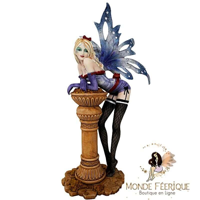 Statue Féérique Attente