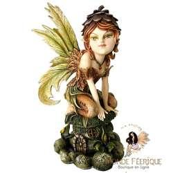 Statuette Elfe Sola