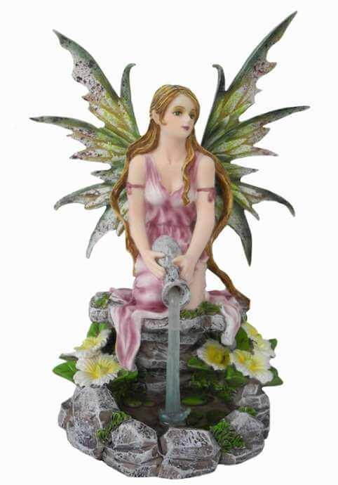 Figurine Fée Clareté