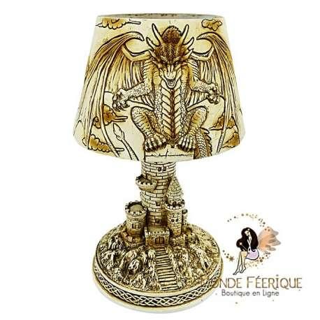Lampe Dragon LED 2