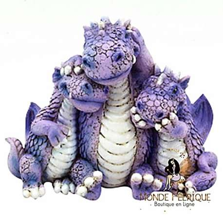 figurines dragons