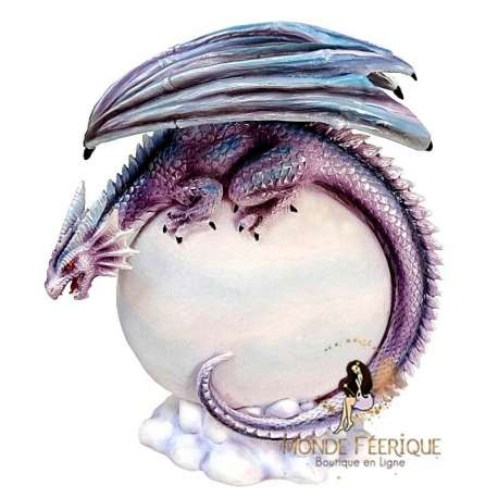 Statuette Dragon Tyran 19cm