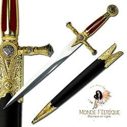 Dague Poignard Franc Macon