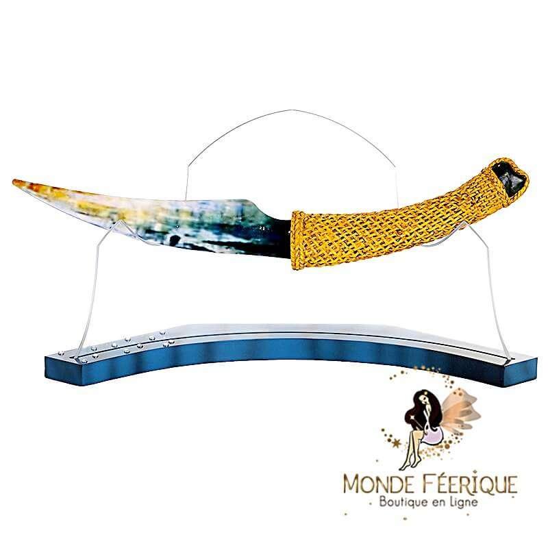 Couteau Prehistorique