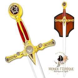 Epée Franc Maçons