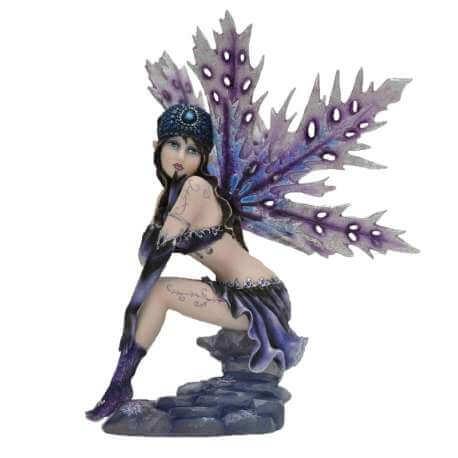 Statuette Fée Géante - figurines fées