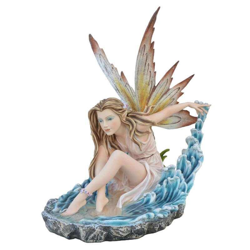 Grande Figurine Fée Géante Océan