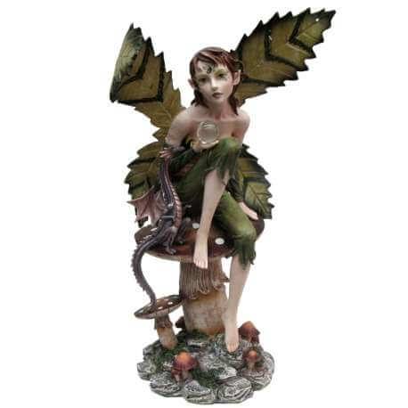 "figurines Fée Géante ""Avenir"" 44cm"