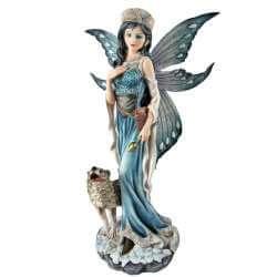 """Grande figurine Fée """"La princesse"""" -- 38cm"""