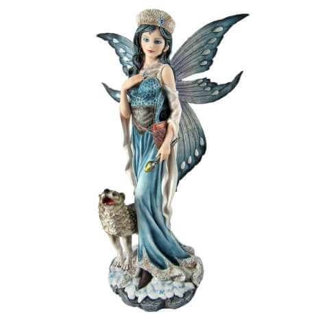 """Grande figurine Fée """"La princesse"""" 38cm"""