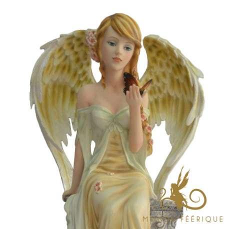 """Statuette Fée Géante Angel """"L'intuition"""""""