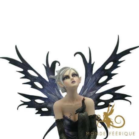 Statuette Fée Géante Dark Angels 33cm