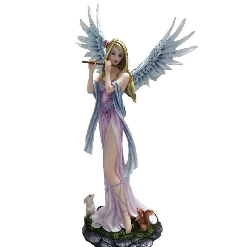 Statuette Fée Géante debout Enchanteresse -- 43cm