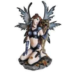 statuettes fée Loups