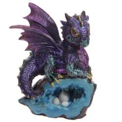 """Figurine Dragon """"Roche de Cristal"""""""