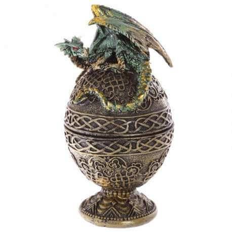 Boite Oeuf Dragon