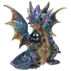 """Statuette Dragon """"La porte des Mirages"""""""