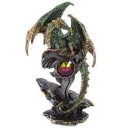 Figurine Dragon Cristal avec Oeil