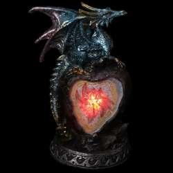 """Figurine Dragon """"La lumière de la Montagne"""""""