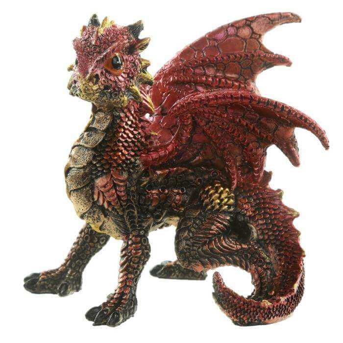 Figurine Dragon Charms 13cm