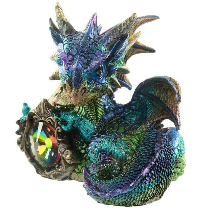 "Figurine Dragon ""La protection"""