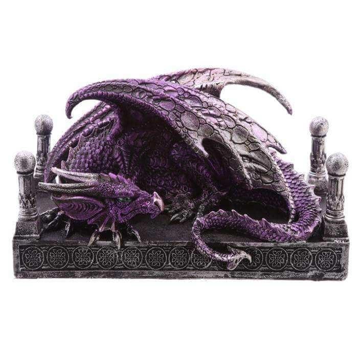 """Statuette Dragon """"Super Power"""""""