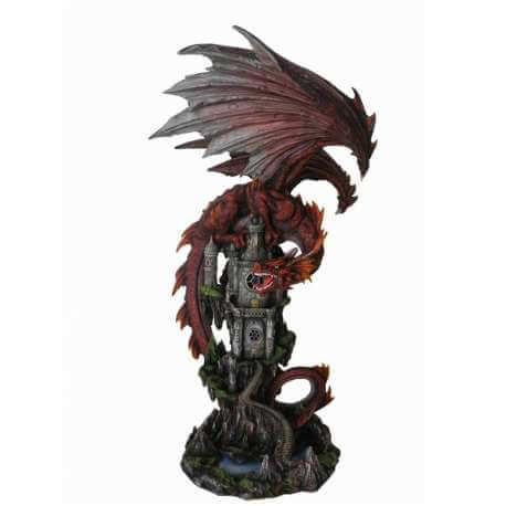 Statue Dragon Géant
