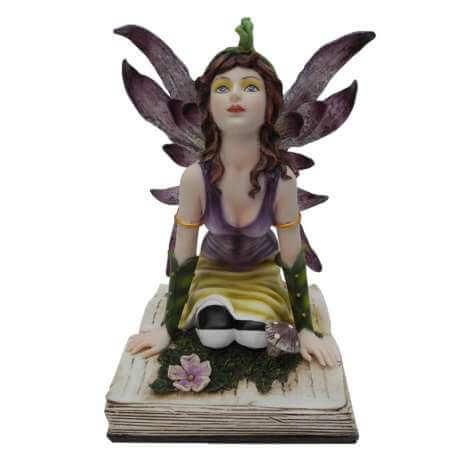 statuette elfe figurine elfe