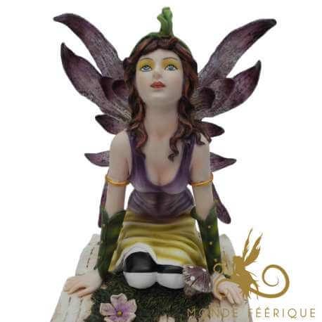 """Figurine Fée """"Miracle de la Connaissance"""""""