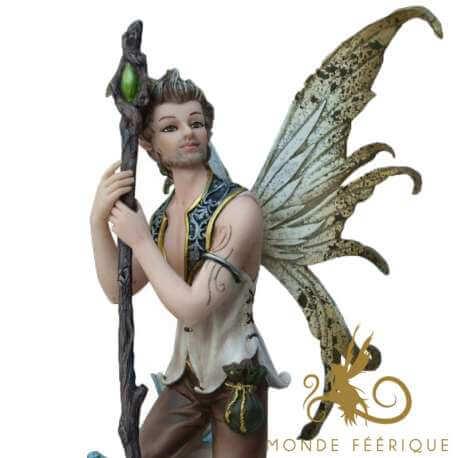 Figurine Elfe des Montagnes