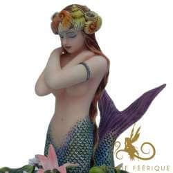 Figurine Sirène Sheila Wolk -- 14cm
