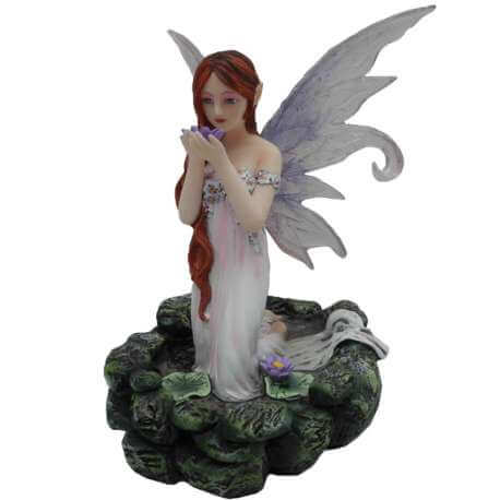 Figurine Fée Sirène des Etangs