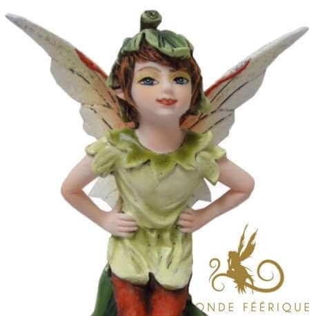 "Petite Figurine Fée ""Peter Pan"""