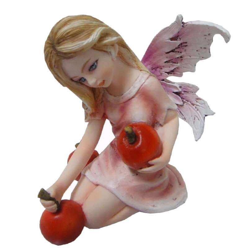 """Figurine Fée """"Les Pommes"""""""