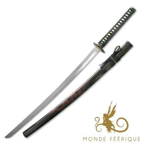 sabre japonais samourai