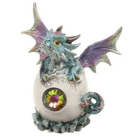 Figurine Dragon dans oeufs Eclos