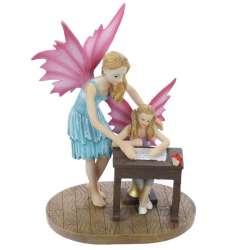 """Figurine Fée """"L'écolière"""""""