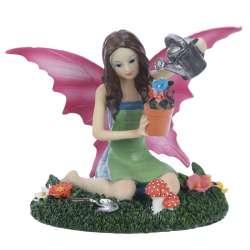 """Figurine Fée """"Botanique"""""""