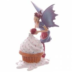 FIGURINE FEE CUPCAKE