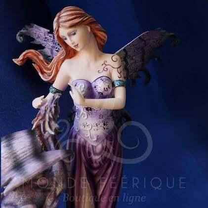 Statuette de Fée en Vente sur notre Boutique en Ligne de Figurines Féérique