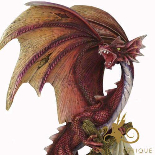 Statuette dragon (Monde Féérique)
