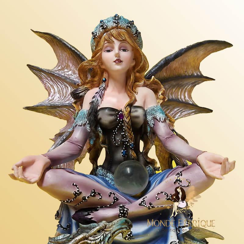 statuette de fée